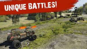 Crossout Mobile para Android