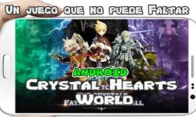 Crystal Hearts World apk para Android Descarga Gratis juego