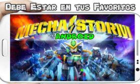 Mecha Storm Advanced War Robots para Android