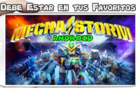 Mecha Storm Advanced War Robots para Android