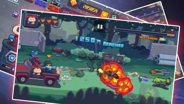 Street Heroes Super Kat Man Beat Zombie para Android