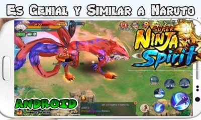 Super Ninja Spirit apk para Android