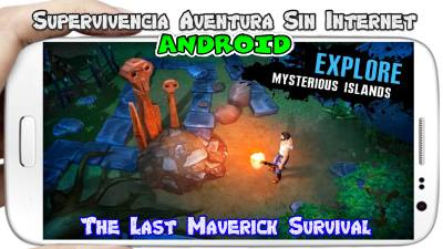 The Last Maverick Survival para Android