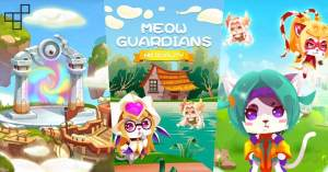 Meow Guardians for Android ARPG mobile game English