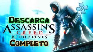 Assassins Creed para Android Gráficos HD y en Español