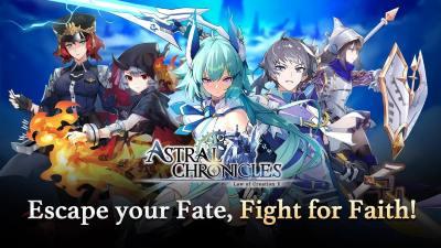 Astral Chronicles para Android Juego JRPG de Gran calidad e Historia