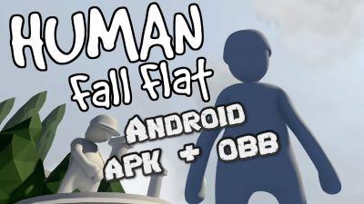 Descargar Human Fall Flat apk + obb MOD para Android 2019