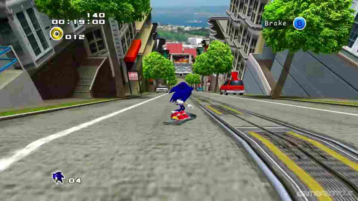 Sonic Adventure 2 en Android con Dreamcast