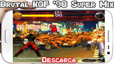 Descargar Kof 98 Mod para Android The King Of Fighters Super Mix 2019