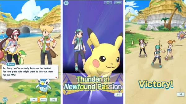 Pokemon Master para Android ya Disponible descarga totalmente gratis