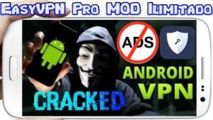 EasyVPN Mod para Android Proxy Super Fast Hotspot Ilimitado