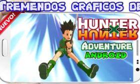 Hunter x Hunter Juego para Android