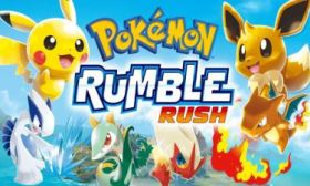 Pokémon Rumble Rush apk gratis
