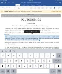 Como traducir un PDF desde el celular de manera sencilla