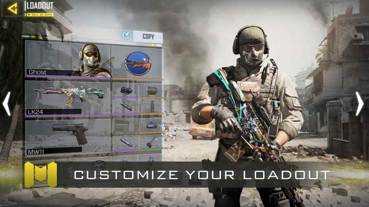 Descargar Call of Duty Mobile Garena para Android Juego APK Gratis