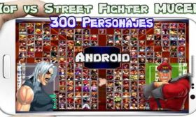 Descargar The King of Fighters EX Unlimited Match PLUS M.U.G.E.N