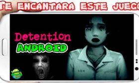 Detention apk para Android Brutal juego de terror
