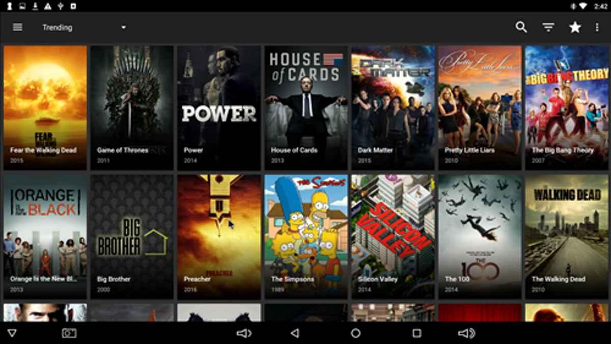 Terrarium TV APK Premium para Android la mejor app de vídeos