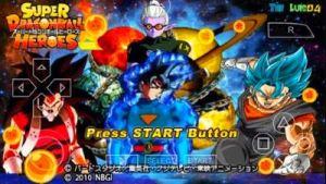 Dragon Ball Z Special Champions para Android Incluido Menu Mod