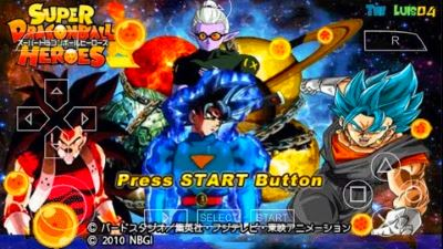 Dragon Ball Z Special Champions para Android Incluido Menu Mod