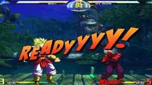Mugen Dragon Ball Z vs Street Fighter Ultra Power para Android