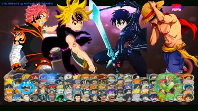 Fairy Tail vs One Piece para Android Brutal Mugen Recomendado