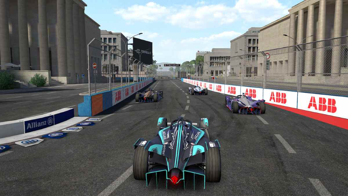 Ghost Racing Formula E para Android