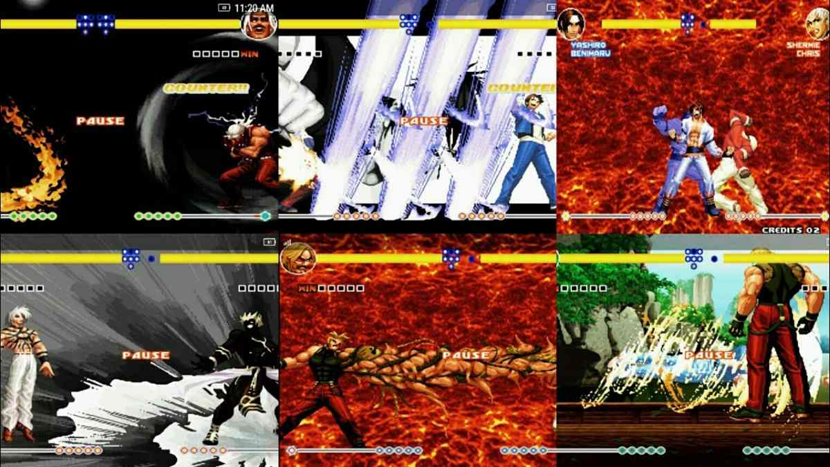 King Of Fighters 98 Easy Combo Plus APK Sin Emulador