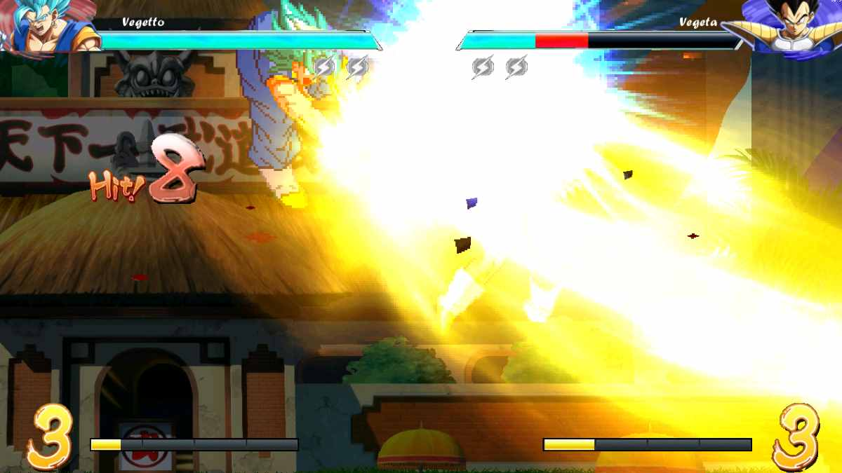 Dragon Ball Mugen Fighter para Android y PC