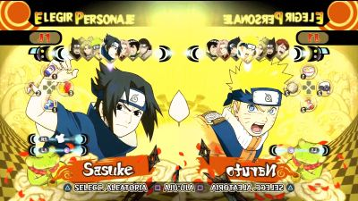 Naruto Ultimate Mugen Fight para Android y PC Tiene modo Historia