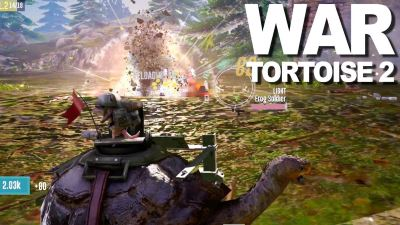 War Tortoise 2 APK MOD para Android Increíble Juego Sin Limites