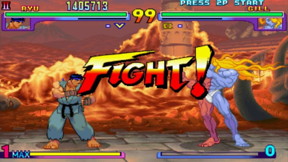 Street Fighter 3 New Generation para Android