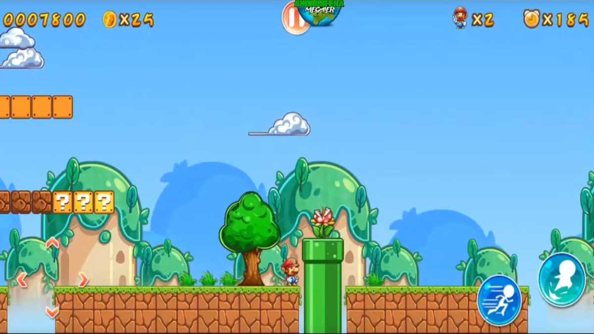 Super Fontanero Broz Remastered para Android