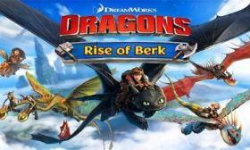 Dragons Rise of Berk MOD APK para Android todo ilimitado