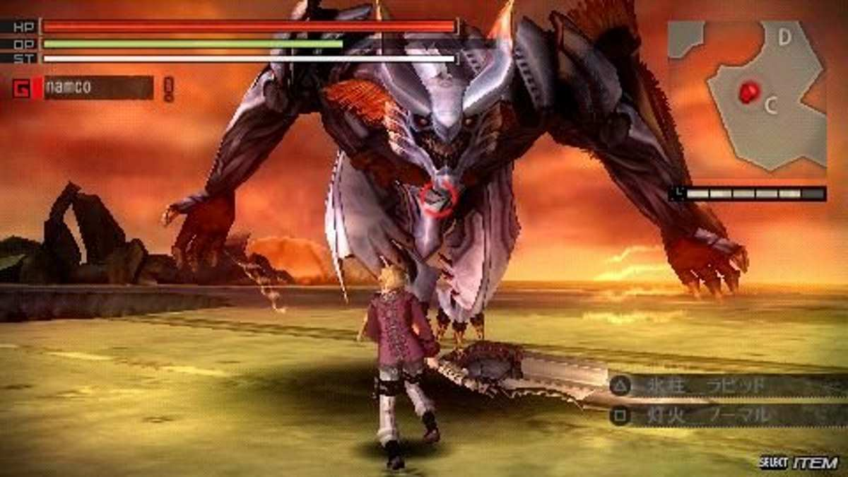 God Eater Burts Juego anime para Android