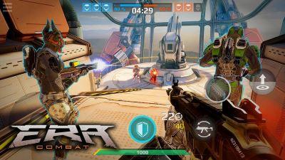 Era Combat Online PvP Shooter para Android Increible juego que debes jugar