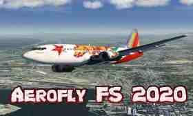 Aerofly FS 2020 juego para Android Increíble Simulador de aviones