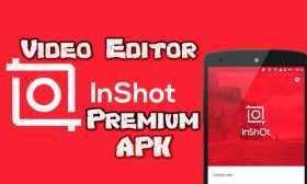 InShot Pro Full apk Mod PREMIUM gratis Unlocked All Pack