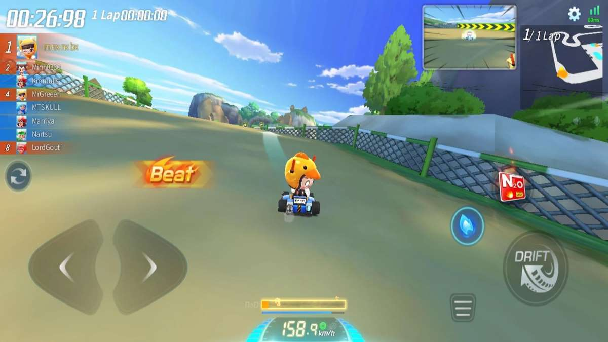 KartRider Rush Plus Android