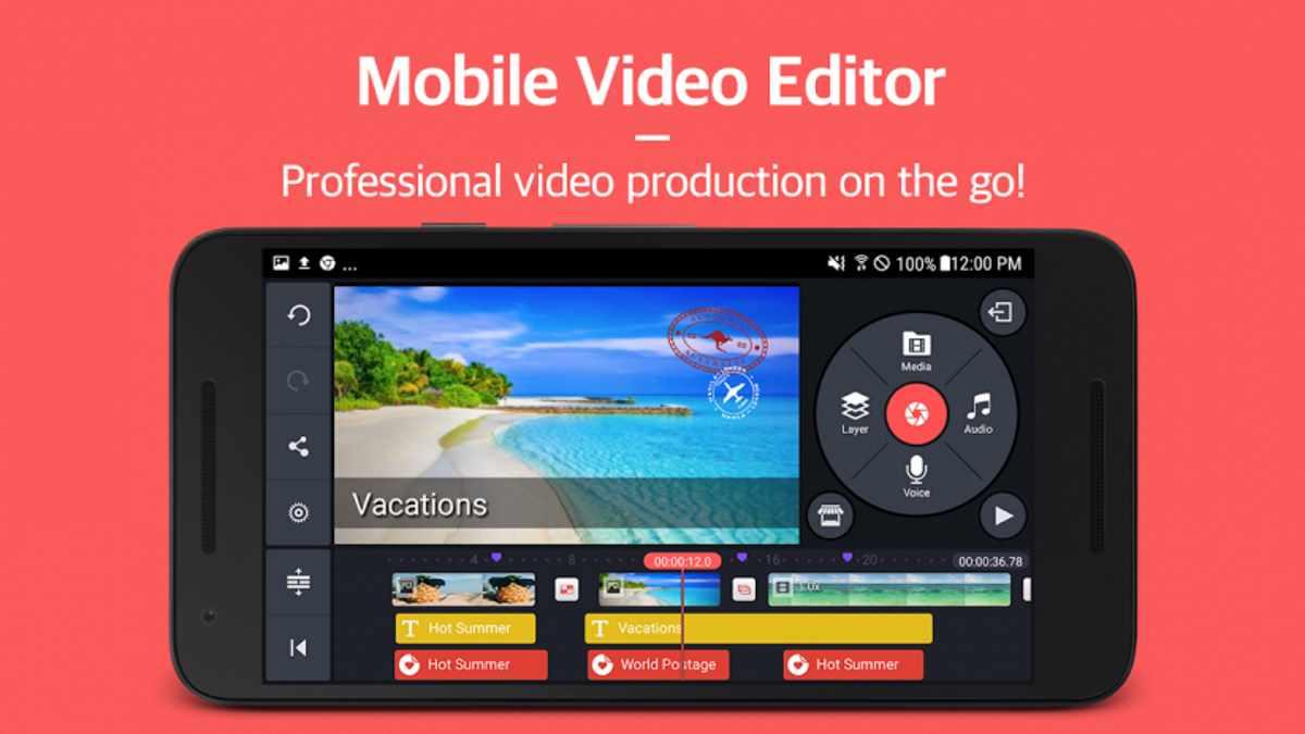 KineMaster Pro MOD apk 2020 premium Android