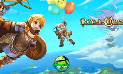 Royal Crown para Android Espectacular juego Battle Royal de Anime
