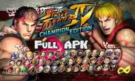 Street Fighter IV Champion Edition Mod para Android juego completo 3