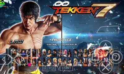 Tekken 7 para Android Global