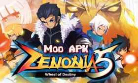 Zenonia 5 apk mod RPG Offline Full Dinero Ilimitado Android