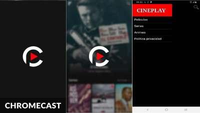 Cineplay apk para Android La mejor app para ver series