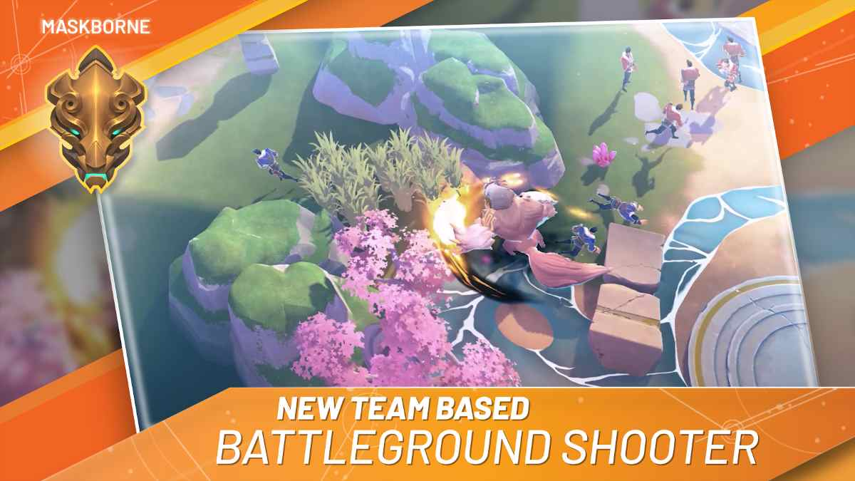 Maskborne Battleground Shooter Multiplayer