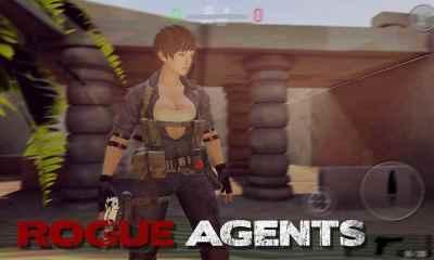 Rogue Agents ya disponible en Android El juego por fin salio para móviles