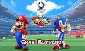 Sonic en los juegos Olímpicos Tokio 2020 Android Gran Estreno