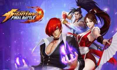 KOF Final Battle - Allstar apk para Android Nuevo juego de Luchas