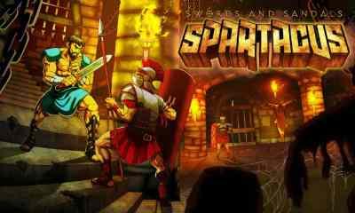 Swords and Sandals Spartacus apk para Android Juego Retro 2D